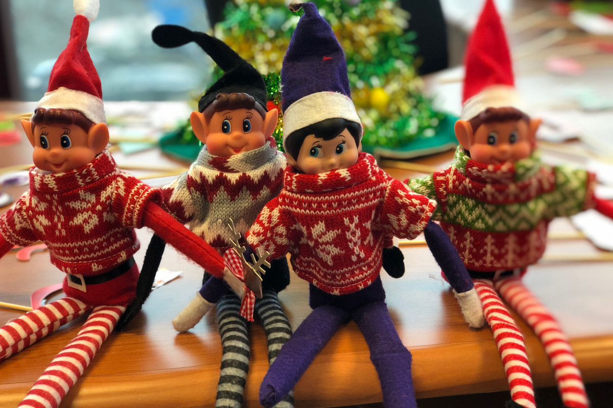 Save The Children - Christmas Jumper Day 2019   News   Chicago Glass