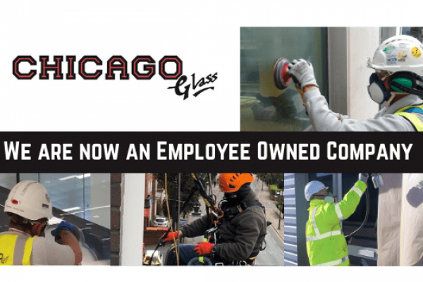 Chicago Glass (UK) becomes an Employee Owned Company